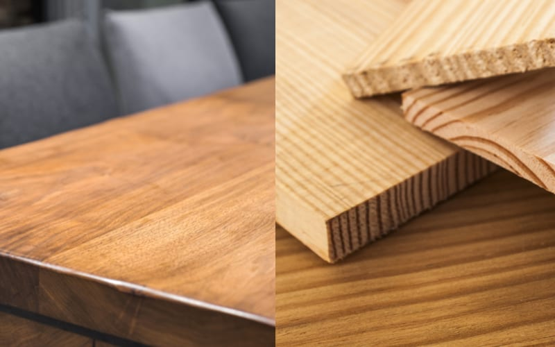 Hardwood vs. Engineered Wood Comparison Guide